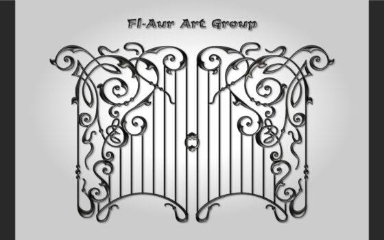 Графический АРТ дизайн сайта-1