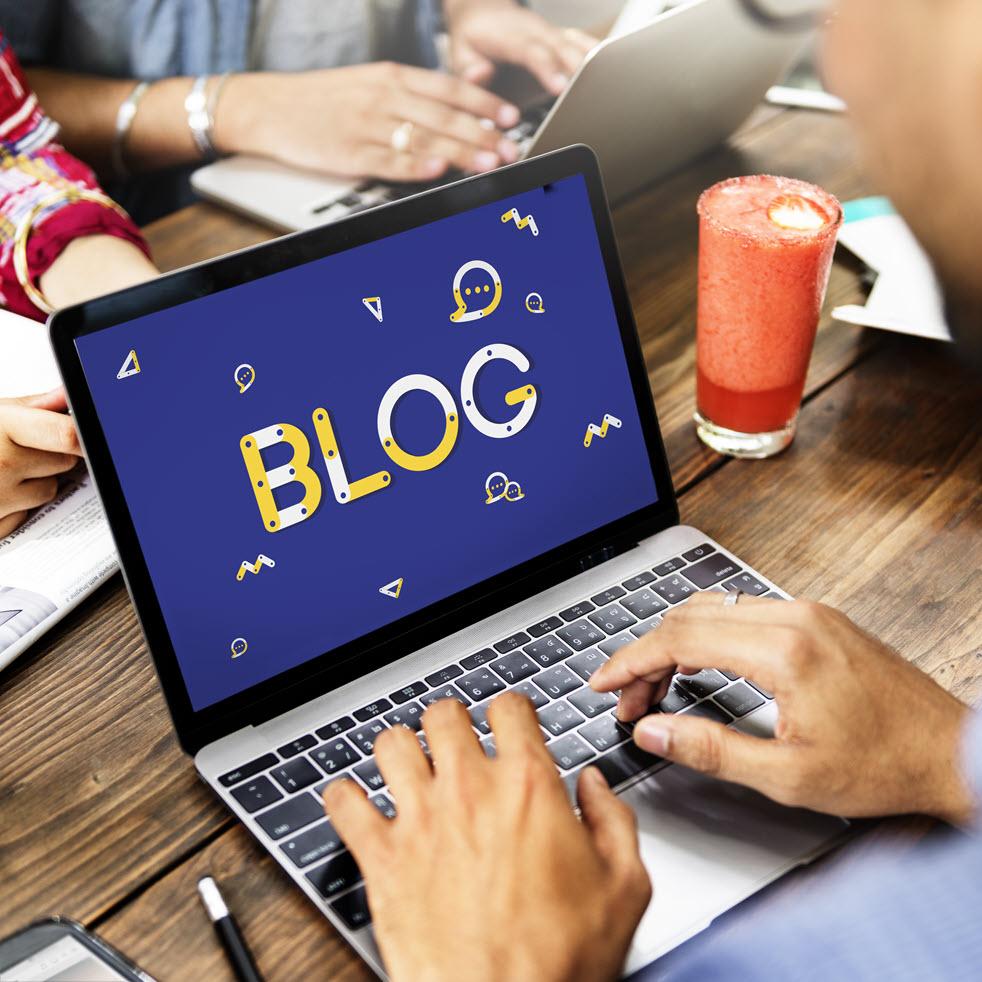 Блог о продвижении сайтов