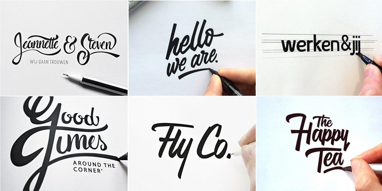 Необычные шрифты в веб дизайне