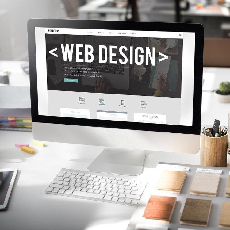 Тренды в дизайне сайтов